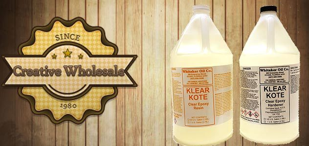 Save 40% on Klear Kote. Click Here!